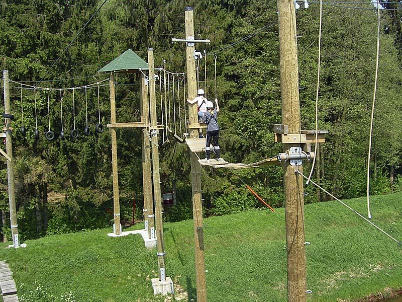 Balance Info Dankern Rope Course