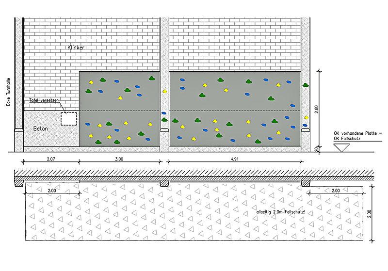 HI-Andreanum-Boulderwand-Planung