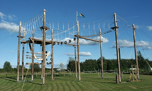 High Ropes Course Fehmarn
